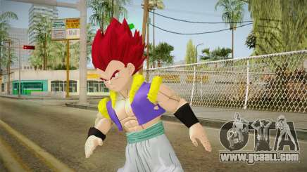 DBX2 - Gotenks SSG for GTA San Andreas