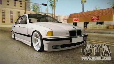 BMW 3 Series E36 1992 Sedan for GTA San Andreas