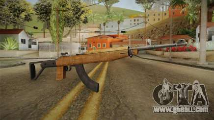 M2A1 New Stock and Magazine for GTA San Andreas
