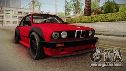 BMW M3 E30 Rocket Bunny for GTA San Andreas