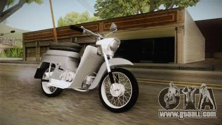 JAWA 50 Pionyr for GTA San Andreas