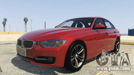 BMW 335i Sedan for GTA 5