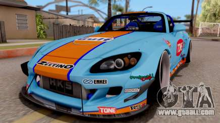 Honda S2000 Pandem Gulf Racing for GTA San Andreas