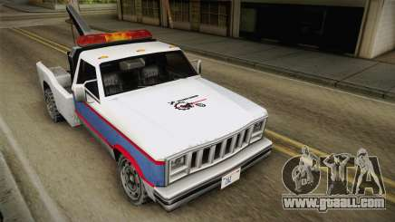 Whetstone Forasteros Vehicle for GTA San Andreas