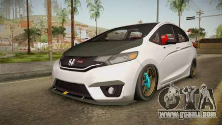 Honda Jazz GK FIT RS v2 for GTA San Andreas