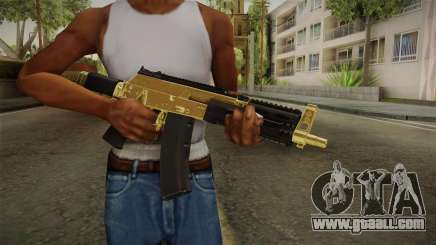 AK-12 Gold for GTA San Andreas