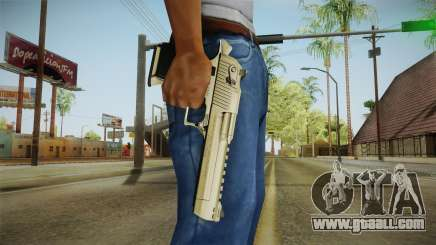 Desert Eagle 24k Gold for GTA San Andreas