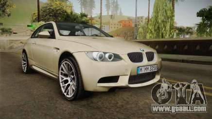 BMW M3 E92 2012 Itasha PJ for GTA San Andreas