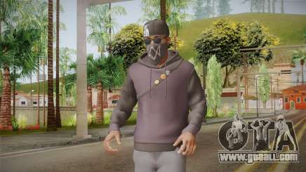 Watch Dogs 2 - Marcus v2.1 for GTA San Andreas