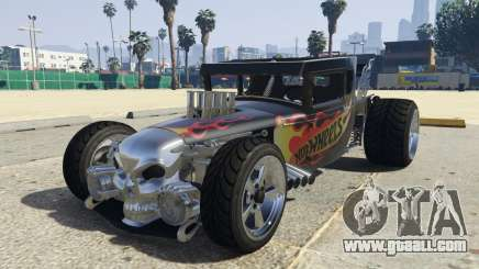 The BoneShaker 1.0 for GTA 5