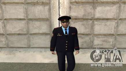 Colonel MIA for GTA San Andreas