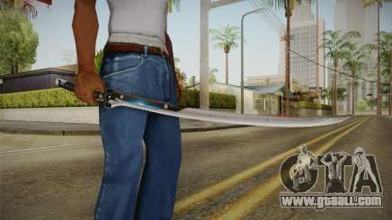 Closers Online - Yuri Official Agent Weapon 2 for GTA San Andreas