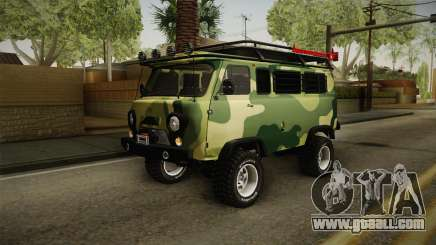 UAZ-452 Loaf Off Road for GTA San Andreas
