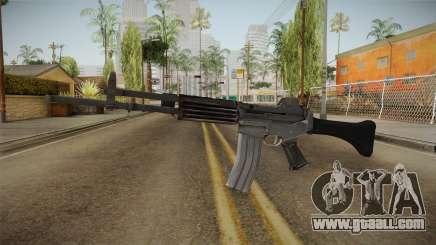Daewoo K-2 Assault Rifle for GTA San Andreas