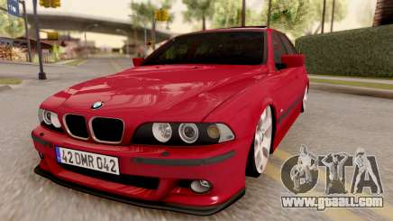 BMW M5 E39 MPOWER for GTA San Andreas
