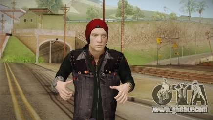 InFAMOUS: Second Son - Delsin Rowe for GTA San Andreas
