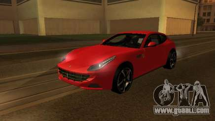 Ferrari FF 2012 Armenian for GTA San Andreas