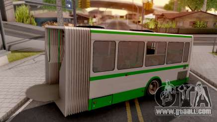Trailer for LiAZ-6212 for GTA San Andreas