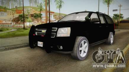 Chevrolet Suburban 2009 Flashpoint for GTA San Andreas