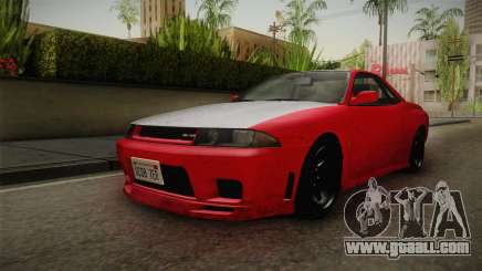 GTA 5 Annis Elegy Retro for GTA San Andreas