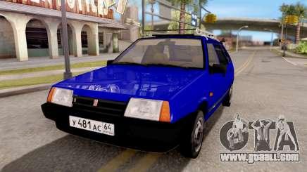 VAZ 21093 for GTA San Andreas