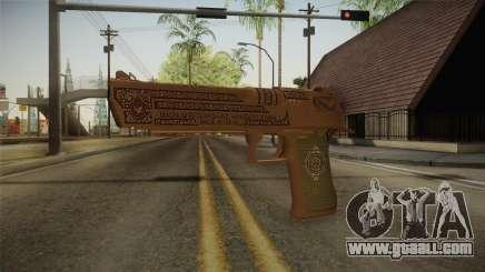 CS:GO - Desert Eagle Corinthian for GTA San Andreas