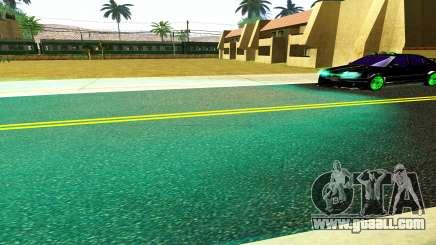 HID KIT BI-XENON H4 6000K for GTA San Andreas
