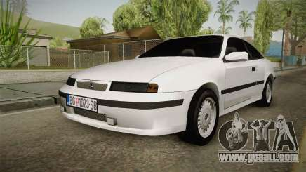 Opel Calibra Mafia for GTA San Andreas