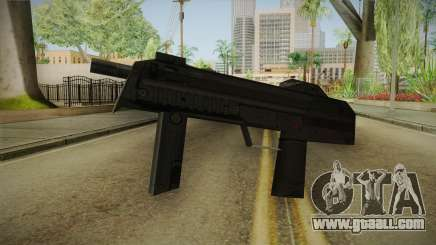 Driver: PL - Weapon 6 for GTA San Andreas