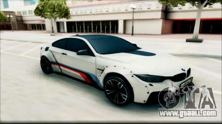 BMW M4 Perfomance for GTA San Andreas