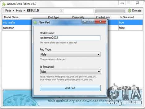 GTA 5 AddonPeds 3.0 sixth screenshot