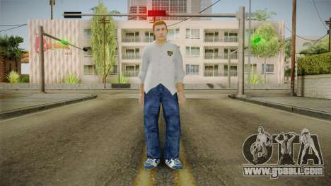 Troy Miller from Bully Scholarship for GTA San Andreas second screenshot
