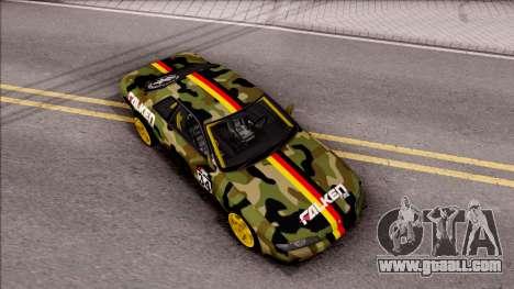 Nissan Skyline R32 Drift Falken Germany v2 for GTA San Andreas