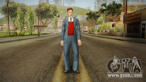 Galloway from Bully Scholarship for GTA San Andreas second screenshot