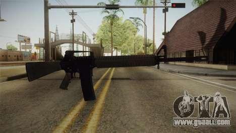 COD Advanced Warfare M16 for GTA San Andreas