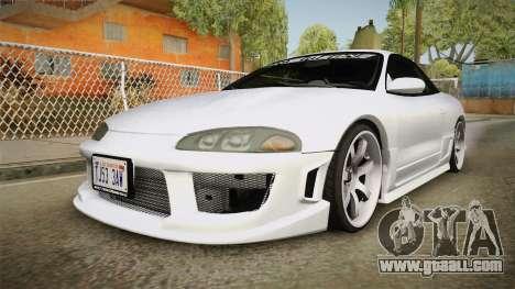 Mitsubishi Eclipse GSX for GTA San Andreas