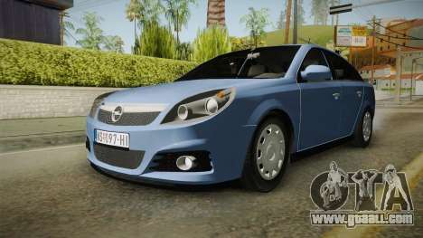 Opel Vectra C for GTA San Andreas right view