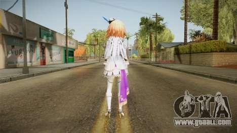 Asuka Skin v1 for GTA San Andreas third screenshot