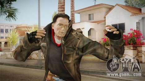 Arnold Schwarzenegger for GTA San Andreas