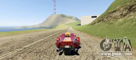 GTA 5 San Fierro DLC BETA 1.1 fourth screenshot