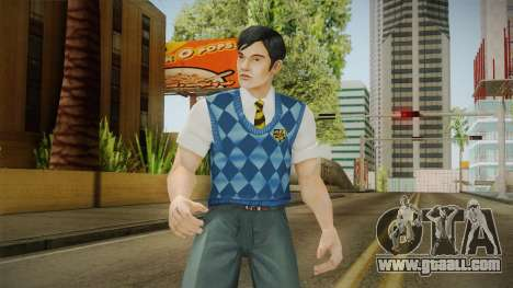 Parker Ogilvie from Bully Scholarship for GTA San Andreas