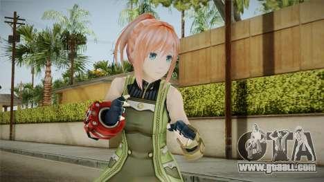 God Eater 2: Rage Burst - Kanon Daiba v2 for GTA San Andreas
