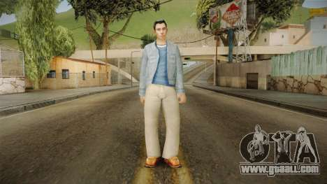Lefty Mancini from Bully Scholarship for GTA San Andreas second screenshot