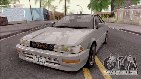 Toyota Corolla Levin GT-APEX for GTA San Andreas
