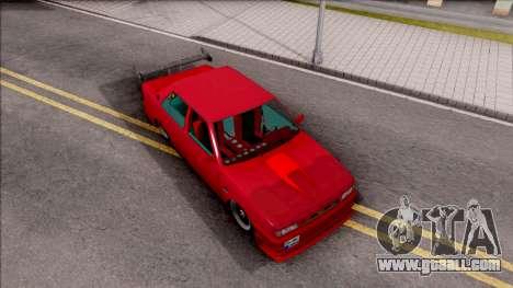 Tofas Dogan Bass Sistemi for GTA San Andreas right view