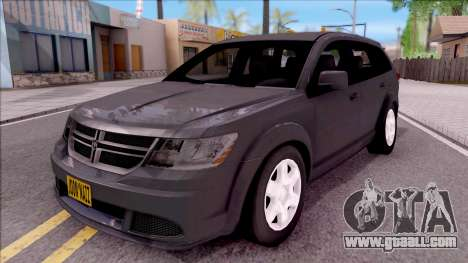 Dodge Journey 2009 for GTA San Andreas
