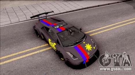 Lamborghini Gallardo Philippines v2 for GTA San Andreas right view