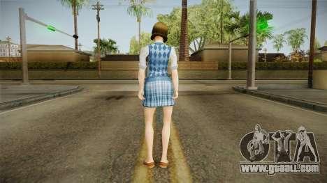 Pinky Gauthier form Bully Scholarship v1 for GTA San Andreas third screenshot