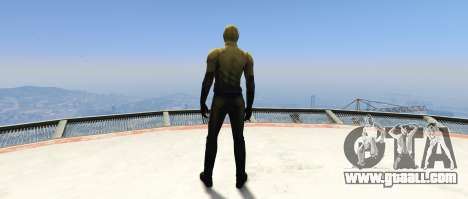 GTA 5 Reverse Flash third screenshot
