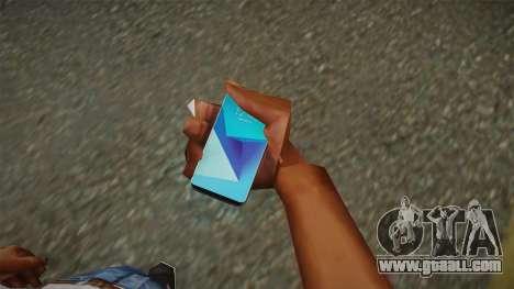 Samsung Galaxy S8 for GTA San Andreas second screenshot